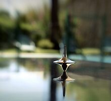 Inception Spinning Top by mouchette111