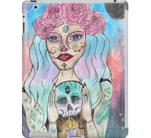 Galaxy Maiden iPad Case/Skin
