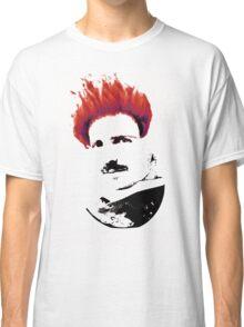 Nicola Tesla Punk Tea Classic T-Shirt