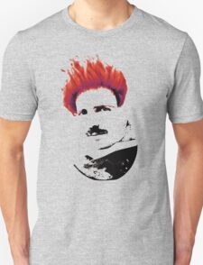 Nicola Tesla Punk Tea Unisex T-Shirt