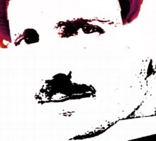 Nicola Tesla Punk Tea Sticker