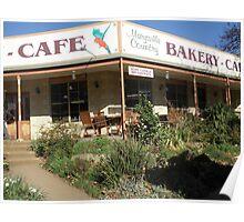 Marysville Bakery Poster