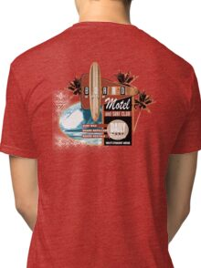 boardroom motel Tri-blend T-Shirt
