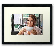 Aideen Framed Print