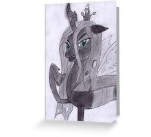 The Changeling Queen Greeting Card
