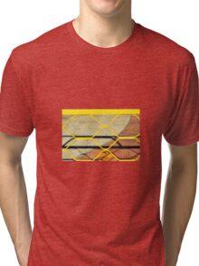 HONEY COMB Tri-blend T-Shirt