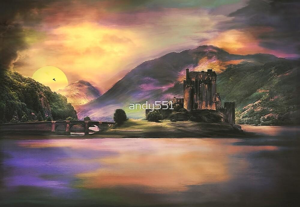 Eilean Donan by andy551
