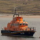RNLB Sam and Ada Moody - Trent Class Lifeboat by Jon Lees