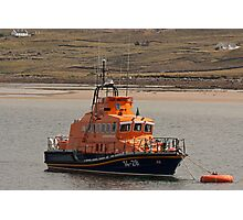 RNLB Sam and Ada Moody - Trent Class Lifeboat Photographic Print
