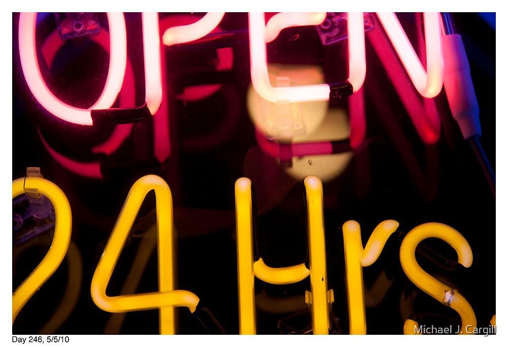 Always Open by Michael J. Cargill