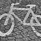 Bike Sign by martinilogic