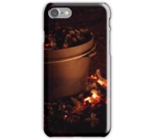 Camp Oven iPhone Case/Skin