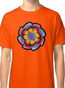 Cool Flower Thing Classic T-Shirt