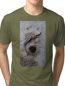 Remains of the Lizard King n°1 Tri-blend T-Shirt