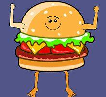 Yeah Burgers! by TASHARTS