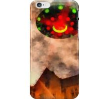UFO - Over Stately Home by Raphael Terra iPhone Case/Skin