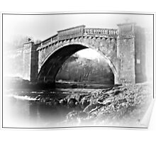 The Arched Bridge. Poster
