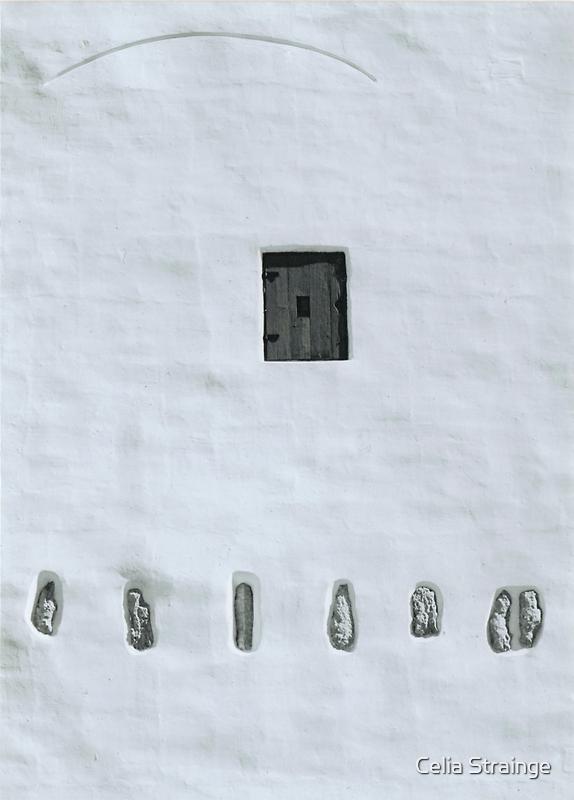 Wall by Celia Strainge