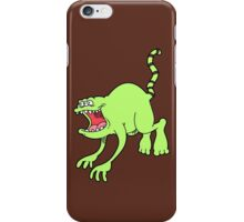 Leaping Critter. iPhone Case/Skin