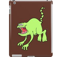 Leaping Critter. iPad Case/Skin
