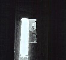 Reflection, Tallin (best viewed full-size) by Celia Strainge