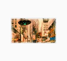 UFO - In The City by Raphael Terra T-Shirt