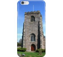 St Wilfrid's Church, Ribchester iPhone Case/Skin