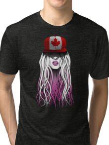 World Rebellion 2015 - CANADA Tri-blend T-Shirt