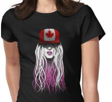 World Rebellion 2015 - CANADA Womens Fitted T-Shirt