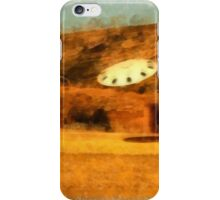 UFO - Searching by Raphael Terra iPhone Case/Skin