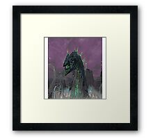 Perfect Chaos Framed Print