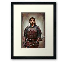 TOM.... Framed Print