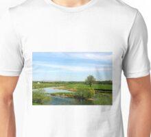 River Ribble, Ribchester Unisex T-Shirt