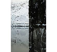 Quarters, base of snowdon Photographic Print