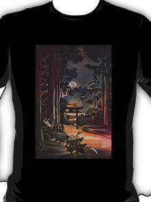 Japanese landscapes T-Shirt