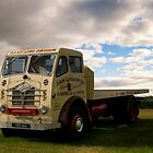 Foden FG Flatbed by David J Knight