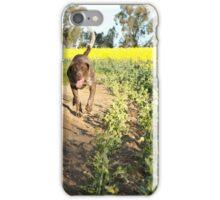 Running Rosie.... iPhone Case/Skin