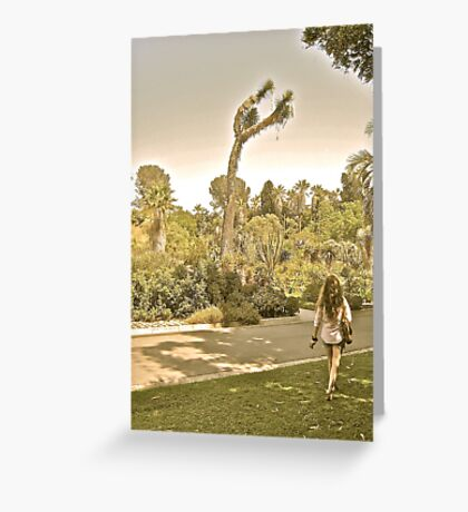 Untitled, California Greeting Card