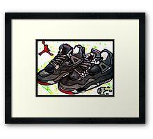 """ORIGINAL AIR"" Framed Print"