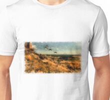 UFO - Invasion Force by Raphael Terra Unisex T-Shirt