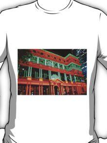 Sydney Vivid Festival 2011 - Customs House T-Shirt