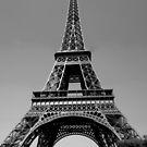 Eiffel Tower by Martyn Baker | Martyn Baker Photography