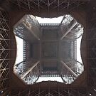 Under the Eiffel Tower by Martyn Baker | Martyn Baker Photography