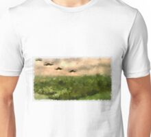 UFO - Invasion Force 4 by Raphael Terra Unisex T-Shirt