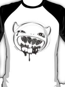 Sketch Monster Black T-Shirt