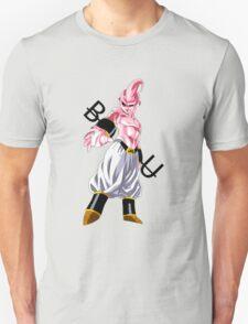 majin buu anime manga shirt T-Shirt