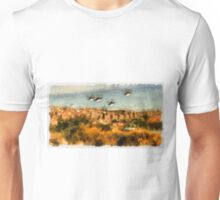 UFO - Invasion Force 7 by Raphael Terra Unisex T-Shirt