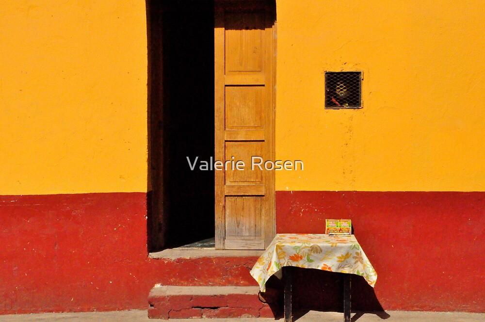 We're Open by Valerie Rosen