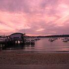 End of a long day on Watson's Bay by Martyn Baker   Martyn Baker Photography