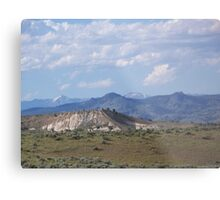 Denny Flat View of the Elkhorns - Eastern Oregon  Metal Print